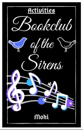 The Book Club of the Sirens- Activities by MohiKunwar