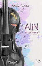 AliN : Tous différents by AxelleColau