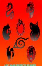 Los 7 ninjas pecadores de Konoha by Kurama_demon