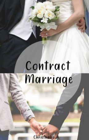 Contract Marriage by Christhalia24
