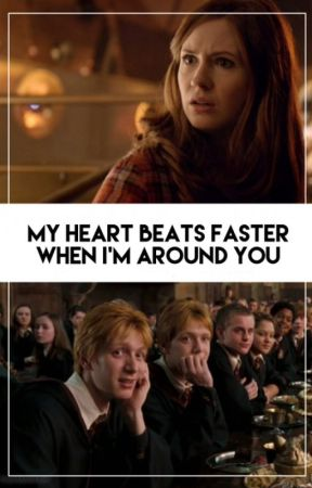 My Heart Beats Faster When I'm Around You (Fred/OC) BK 1 by TheThreeEyeRaven