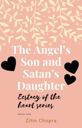 The Angel's son and Satan's daughter by ZitinChopra