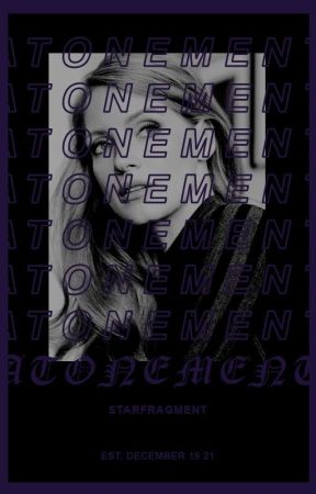 Atonement ━━ 𝐌𝐀𝐑𝐕𝐄𝐋 by starfragment