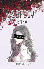 Safety // bnha  by celestial_zZ