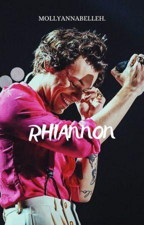 Rhiannon. H.S by mollyannabelleh
