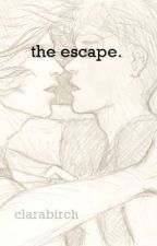 The Escape [LARRY STYLINSON ONE DIRECTION BOYXBOY] by OopsLarry