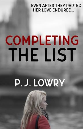 Completing The List by PJLowry