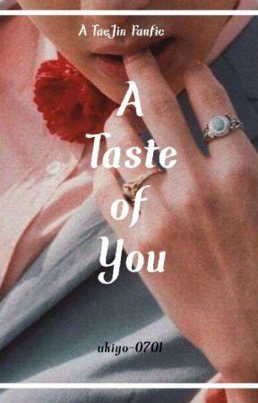 A Taste of You    TaeJin by ukiyo_0701