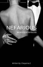 Nefarious by celerycheyenne