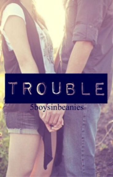 Trouble // Michael Clifford