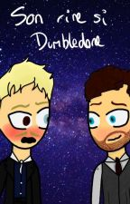 Son rire si Dumbledore - Grindeldore  by GrenatOfCreativity