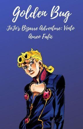 Golden Bug « Vento Aureo by Vanilla_Pepsi