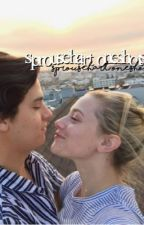 ↠ sprousehart oneshots ↞ by blissfulbughead