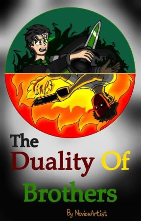 The Duality Of Brothers by NoviceArtist