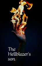 The Hellblazer's Son- DC Comics Male Reader Insert by Vengeance_Knight