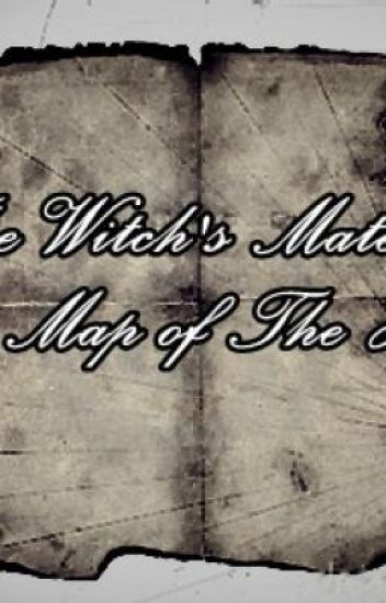 The Witch's Materials: The Map of The Hiding.