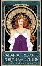 Magic Practitioners as Tarot Cards by EldritchCovenant