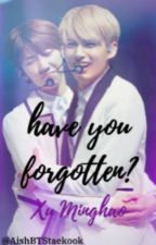 Have You Forgotten?-XuMinghao by AishBTStaekook
