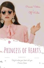 Princess Of Hearts. by savagelosersx