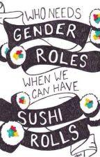 My Adventures In Gender by shmoomlymoomly