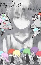 Gray Skies (Kuroko no Basket) by otakufire1028