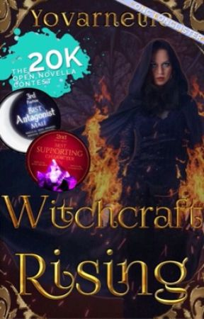 Witchcraft Rising [ONC 2020] by Yovarneine