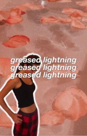 greased lightning - JACK D. GRAZER by strangecobain