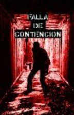 falla de contención by jesusq11
