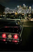 Bad Boyz: Oscar Diaz × Cesar Diaz by Applxx__