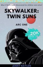 Skywalker: Twin Suns | Canonverse AU | ONC III by dream-is-reality