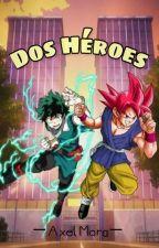 Dos Héroes (Goku en My Hero Academia) by Indoraptor