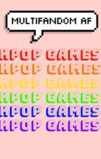 Kpop Gamess by trashedmasterpiece