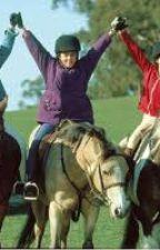 The Saddle Club by Originalsforever100