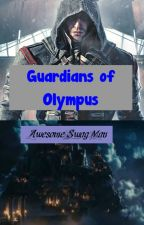 The Guardians of Olympus by AwesomeSwagMan