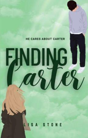 Finding Carter by xwriteratheartxo