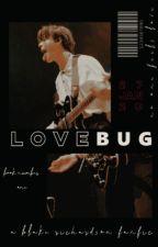 lovebug; blake richardson ( paranormal au ) by perk-me