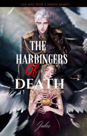 The Harbingers of Death🔞 (HIATUS)  by Yoolia01