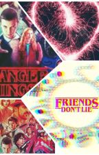 stranger things one shots+preferences by blankbae
