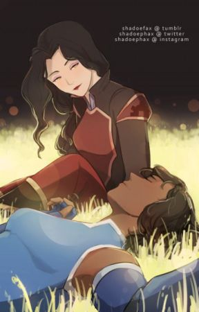 Korrasami - You're the only thing I know by CrazyMadHatterMe
