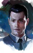 Connor RK800 x Suicidal!Reader - Survivor's Guilt by AbsoluteTrash33459