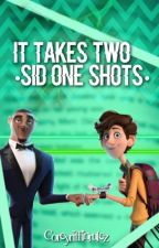 It takes two [Spies in disguise One shot book] by Coreyriffinrulez