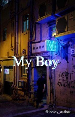 My Boy// SnowBaz by lonley_author