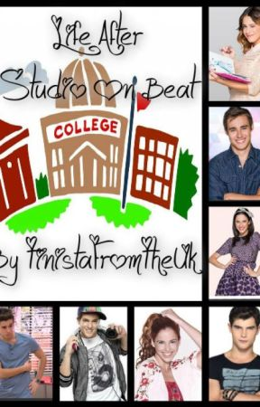 Life After Studio On Beat (A Violetta College Fanfiction