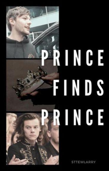 Prince finds Prince (Larry Stylinson AU Prince!Larry)