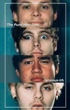 The Punk Next Door {5sos} (EdItInG) by anxious-lrh