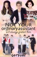 not your ordinary assistant (MARK GOT7 FANFIC) by got7uae