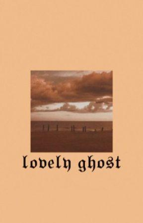 lovely ghost    taejin  by peachxyjin