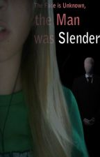 The Face is Unknown, the Man was Slender by AnyaMudr