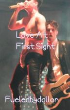 Love at First Sight: A Brallon Fan Fiction by fueledbydallon