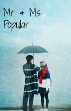 Mr and Ms Popular {EDITANDO} ✔️ by yoongshine